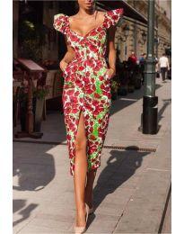 Obleka - koda 4467 - večbarvna