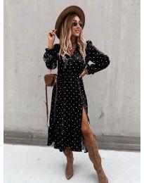 Obleka - koda 8866 - 1 - večbarvna