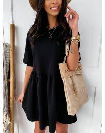 Obleka - koda 789 - črna
