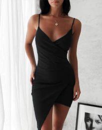 Obleka - koda 5251 - 1 - črna