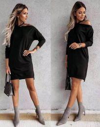 Obleka - koda 8858 - črna