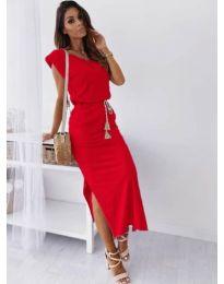 Obleka - koda 6622 - rdeča
