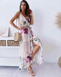 Obleka - koda 4800 - 1 - večbarvna