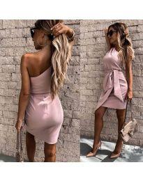 Obleka - koda 2457 - roza