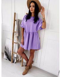 Obleka - koda 789 - vijolična