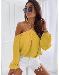 Bluza - koda 6561 - rumena