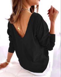 Bluza - koda 5173 - 3 - črna