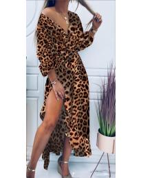 Obleka - koda 5454 - 10 - večbarvna