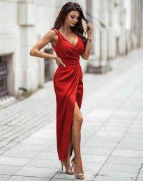 Obleka - koda 6135 - rdeča