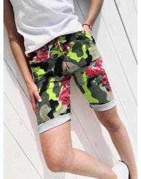 Kratke hlače - koda 5077-1 - večbarvna