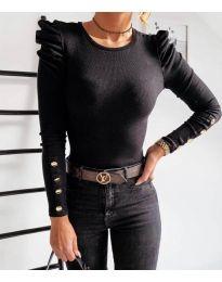 Bluza - koda 4157 - črna