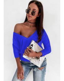 Bluza - koda 3478 - modra