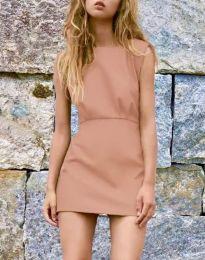 Obleka - koda 1233 - bež