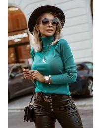 Bluza - koda 8861 - zelena