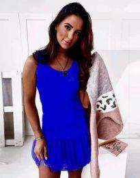 Obleka - koda 2994 - modra