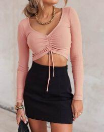 Bluza - koda 11632 - roza