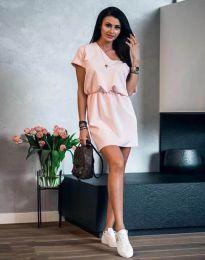 Obleka - koda 3214 - roza