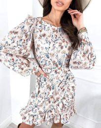 Obleka - koda 8114 - večbarvna