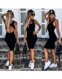 Obleka - koda 692 - črna