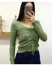 Bluza - koda 385 - zelena