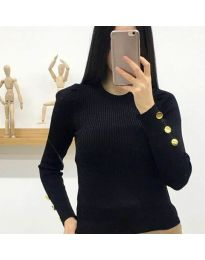Bluza - koda 6669 - črna