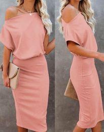 Obleka - koda 1737 - roza