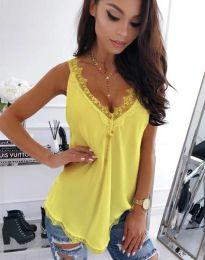Top - koda 8327 - 4 - rumena