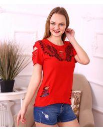 Majica - koda 3568 - rdeča