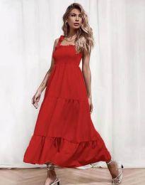 Obleka - koda 1729 - rdeča