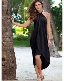 Obleka - koda 4293 - 1 - črna