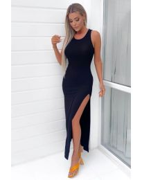 Obleka - koda 11966 - črna