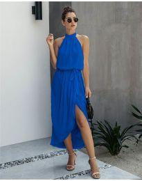 Obleka - koda 100 - modrá