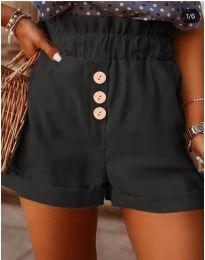 Kratke hlače - koda 9383 - črna