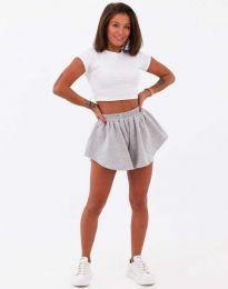 Kratke hlače - koda 11979 - siva
