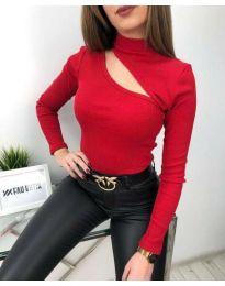 Bluza - koda 6363 - rdeča