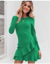 Obleka - koda 2909 - zelena
