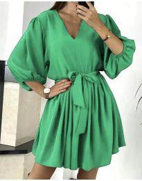 Obleka - koda 6210 - zelena