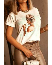 Majica - koda 5189 - bela
