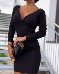 Obleka - koda 12065 - črna