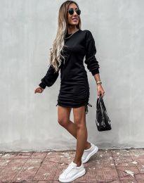 Obleka - koda 4951 - črna