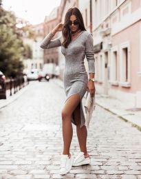 Obleka - koda 6593 - siva