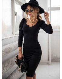 Obleka - koda 11548 - črna