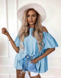 Bluza - koda 0157 - svetlo modra