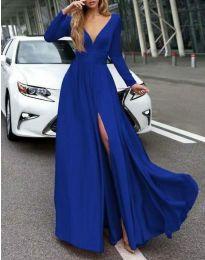 Obleka - koda 3428 - modra