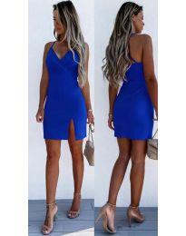Obleka - koda 8979 - temno modra