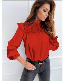 Bluza - koda 6202 - rdeča