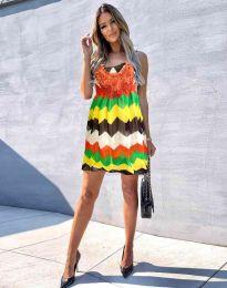 Obleka - koda 0969 - 1 - farebná