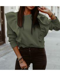 Bluza - koda 3890 - zelena