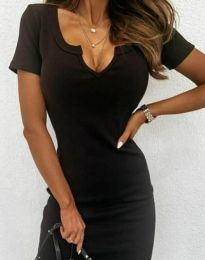 Obleka - koda 2202 - 1 - črna