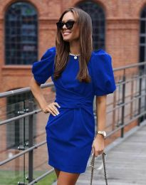 Obleka - koda 9438 - modra